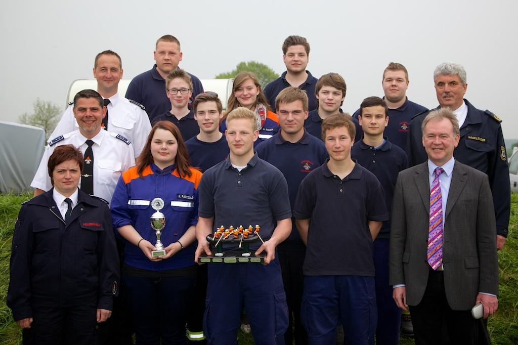 Schlauchbootwettbewerb 2016