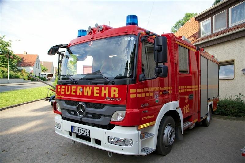Löschfahrzeug LF10