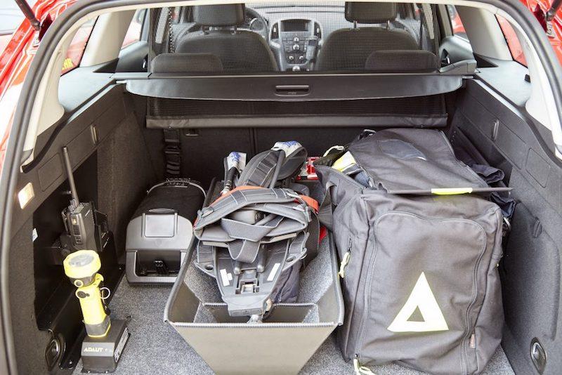 KEF Kofferraum