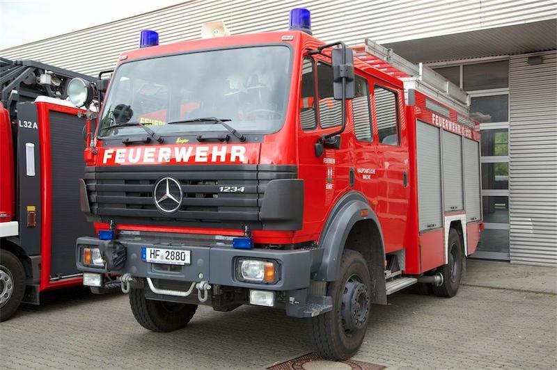 Hilfeleistungslöschfahrzeug HLF20