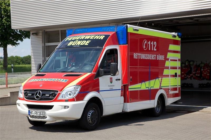 Rettungswagen RTW